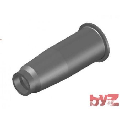 BURNER BLOCK SISIC L 200 Hole : 40 BLOCCO BRUC.. Silisyum Karbür Brülör Kovanı