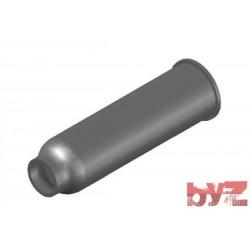45x290x89 - BURNER BLOCK SISIC L 290 Hole : D 45 BLOCCO BRUC.. Silisyum Karbür Brülör Kovanı