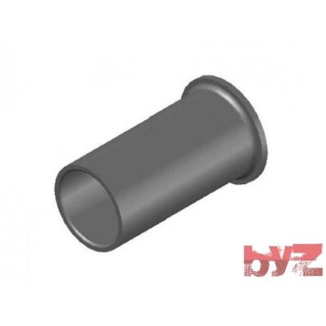 BURNER BLOCK SISIC L 134 Hole : D 56 BLOCCO BRUC.. Silisyum Karbür Brülör Kovanı