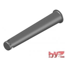 RK-200-16-0352 - BURNER BLOCK SISIC L487 Hole : D.30 A 140 BLOCCO BRUC.. Silisyum Karbür Brülör Kovanı