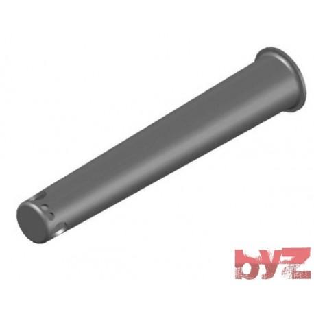 BURNER BLOCK SISIC L487 Hole : D.30 A 140 BLOCCO BRUC.. Silisyum Karbür Brülör Kovanı