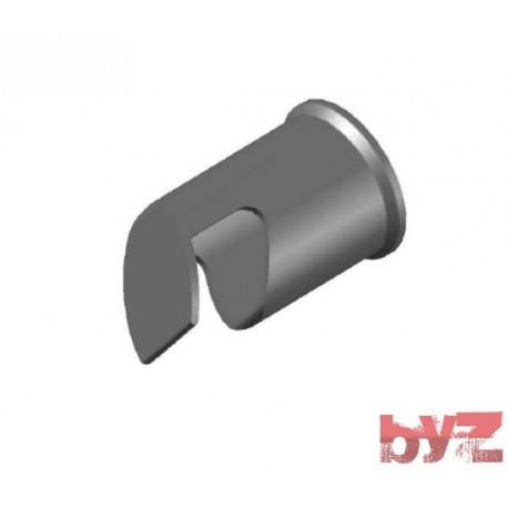 BURNER BLOCK SISIC L 150 , BLOCCO BRUC.. Silisyum Karbür Brülör Kovanı