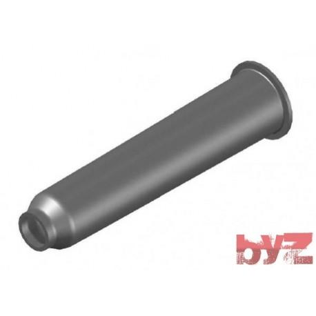 BURNER BLOCK SISIC L 375 Hole : D 40 BLOCCO BRUC.. Silisyum Karbür Brülör Kovanı