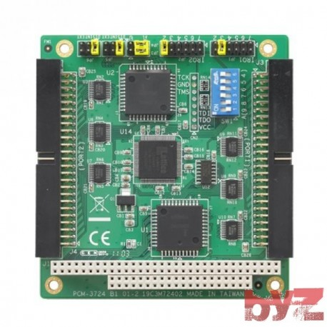 48-Channel Digital I/O PC/104 Module