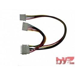 IDE Güç Kaynağı Dağıtıcı Kablo 34 +34 6PIN