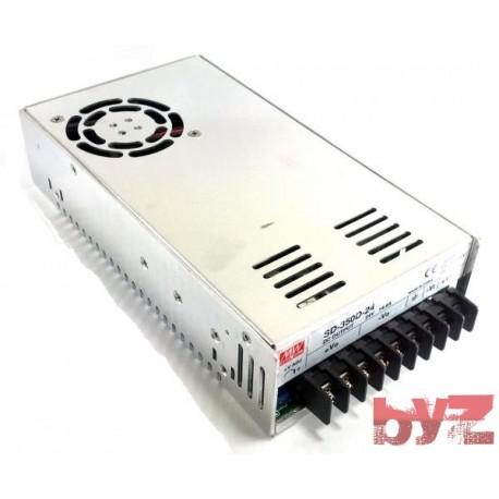 Yalıtılmış Güç Kaynağı DC/DC Dönüştürücü 350.4W 72-144Vin 24Vout 14.6A