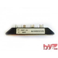 Modül IGBT 6 PAC 600 V 30 A H SER Powerex Power Semiconductors