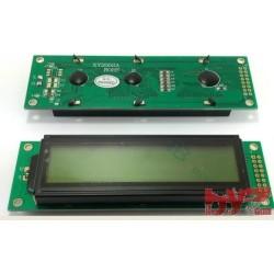 20x2 Satır LCD