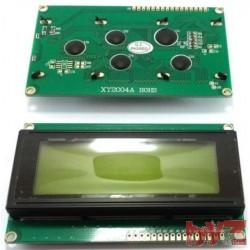 20x4 Satır LCD