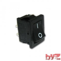 Rocker Switch Siyah