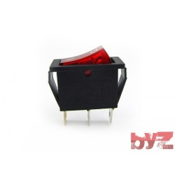 Rocker Switch 10A 250V