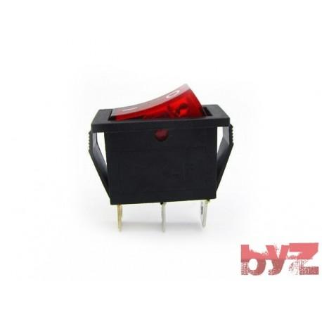 Rocker Switch 10A 250V