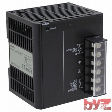 OMRON Power Supply Unit AC in / dc out 25 W max