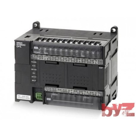 OMRON Controllers CPU 18 In 12 Out DC PS