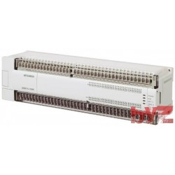 Mitsubishi PLC BASE UNIT WITH 64 INPUTS/64 RELAY OUTPUTS