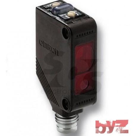 OMRON Photoelectric Sensors LaserType BGS 20 - 300 mm M8