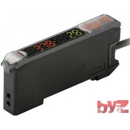 OMRON Photoelectric Sensors Red LED PNP Prewire PTUNING