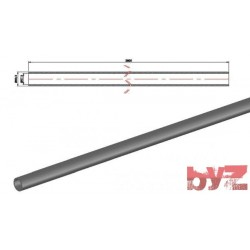 COOLING PIPE SOFF. R.R. 60,3*1,5*3900 AISI 310S WITHOUT HOLE Paslanmaz Soğutma Borusu