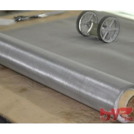 110 Mesh 130 Mikron Elek Teli 150 cm Kalite 304