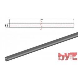 COOLING PIPE SOFF. R.R. 60,3x6,5x3410 SISIC WITHOUT HOLE Silisyum Karbür Soğutma Borusu