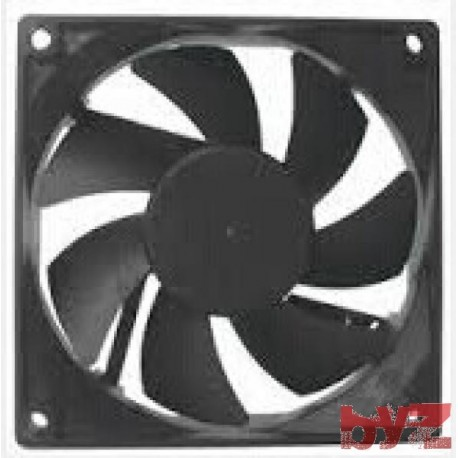 COOLING FAN 30X30X10MM 12VDC 2 WIRE