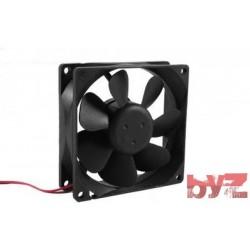 COOLING FAN 80X80X25MM 12VDC 2 WIRE