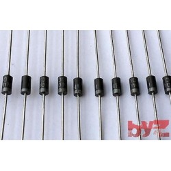 1N5333B - Diyote Zener Single 3.3V 5% 5W 017AA-01-2
