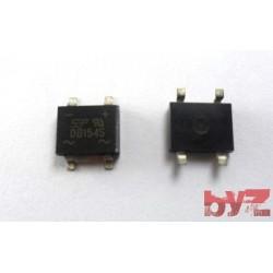 DB154S - Diode Bridge Recti. GP DB-1 1,5A 400V SMD 4 DB154 Kopru Diyot