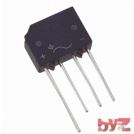 KBP206G - Diode Rectifier Bridge Single 600V 2A KBP 4 KBP206