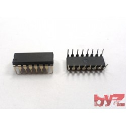 XTR110KP - Voltage to Current Converter DIP 16 XTR110K XTR110