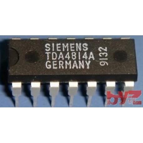 TDA4814A - Power Factor Controller P-DIP-14