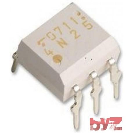 4N25 - Optocoupler DIP 6