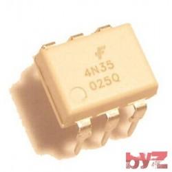 4N35 - Optocoupler DIP 6