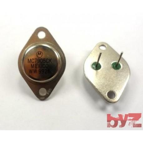 7905CK - VOLTAGE Reg. Fix Neg -5V 1.5A TO 3 7905 LM7905CK UA7905 LM7905