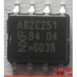 PCA82C251T - TRANSCEIVER, CAN, 24V SOIC 8 PCA82C251 A82C251 SMD