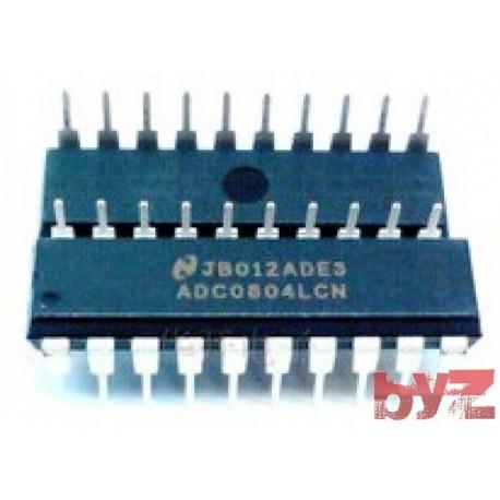 ADC0804LCN - ADC Single SAR 10ksps 8-bit Parallel DIP 20 - ADC0804