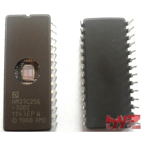 AM27C256-70DI Eprom 256K-Bit 32K DIP 28 AM27C256 27C256 M27C256