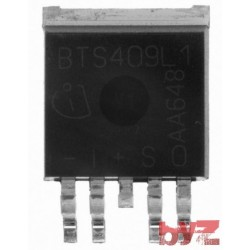 BTS409L1 - SWITCH SMART HIGH SIDE TO-220-5 BTS409L BTS409