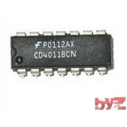 CD4011BCN - Gate NAND And DIP 14 CD4011 4011 HEF4011 HCF4011