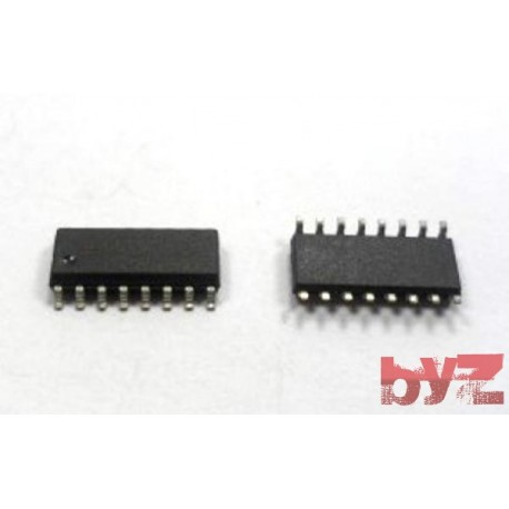 DG211CY - Analog Switch SOIC 16 DG211 SMD