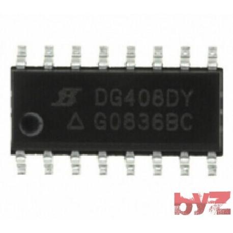 DG408DY - Multiplexer Analog SOIC 16 DG408 SMD