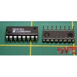 DG413DJ - Analog Switch DIP 16 DG413