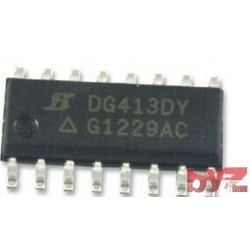 DG413DY - Analog Switch SOIC 16 DG413 SMD