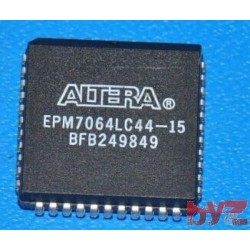 EPM7064LC44-15 - Logic Device Program. 100MHzPLCC-44