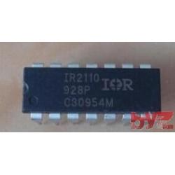 IR2110P - Driver 500V 2.5A 2-OUT Hi/Lo DIP 14 IR2110Pbf IR2110