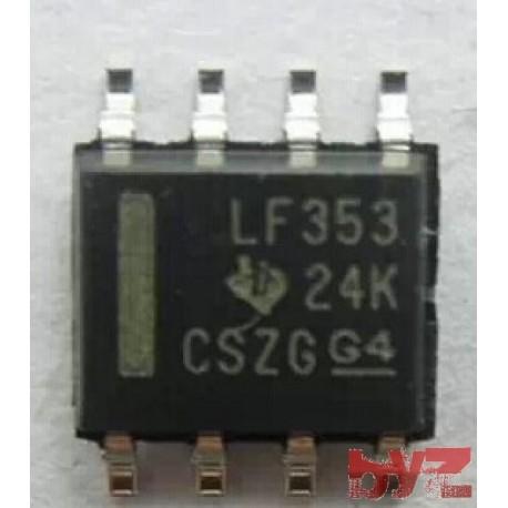 LF353D - OP Amp SOIC 8 LF353 SMD