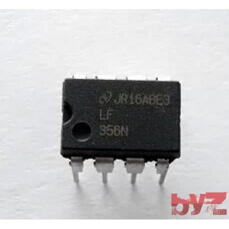 LF356N - OP Amp DIP 8 LF356
