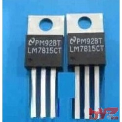 LM7815CT - Regulator St. TO-220-3