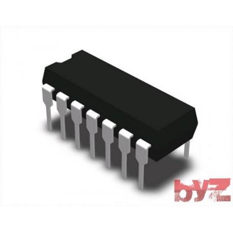 M74HC03B1R - Gate Nand DIP 14 M74HC03 74HC03 CD74HC03 SN74HC03 74LS03