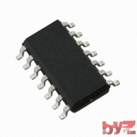 M74HC05M1R - Buffer Driver SOP 14 M74HC05 74HC05 CD74HC05 SN74HC05 74LS05 SMD